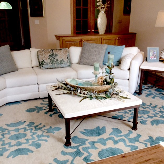 Selecting The Right Size Area Rug Carpet Town