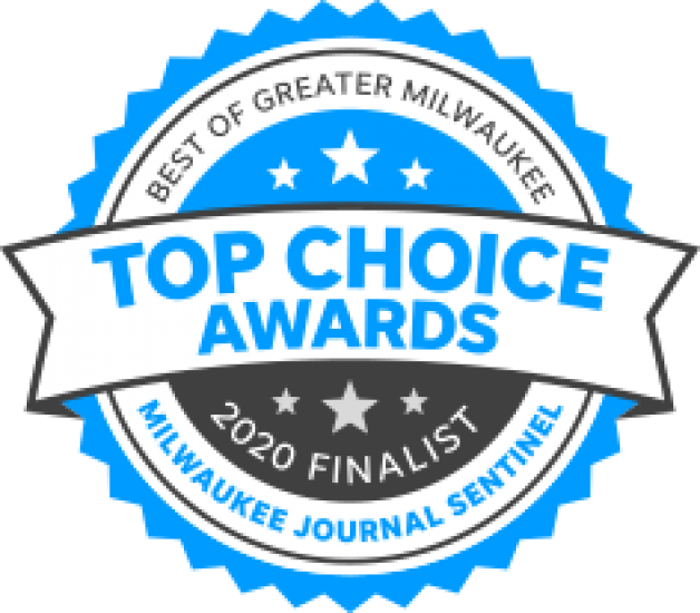 Milwaukee Journal Sentinel Top Choice Awards 2020 Finalist
