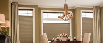 Curtains and Blinds from Carpet Town Design Center