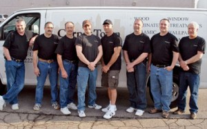 STAFF flooring installaters at Carpet Town