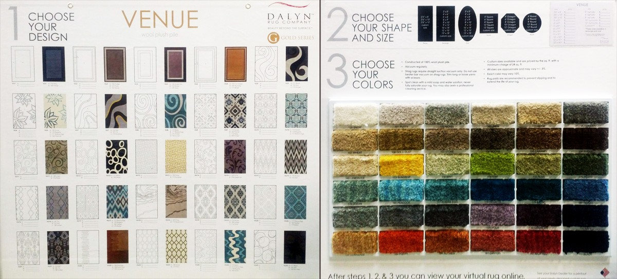 Custom Design A Rug With Our Designer And Dalyn Venue Creator