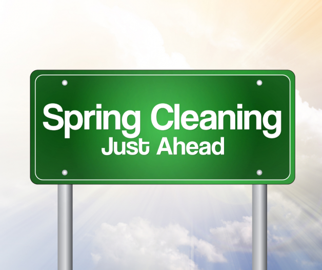 Spring Cleaning Checklist For Every Room