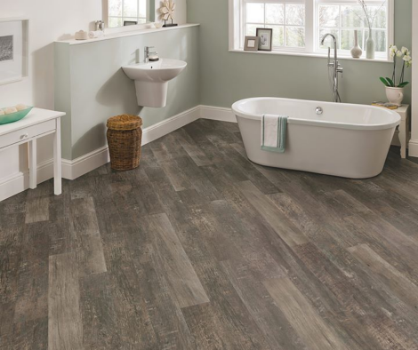 What's A Good Flooring Option For Bathrooms?
