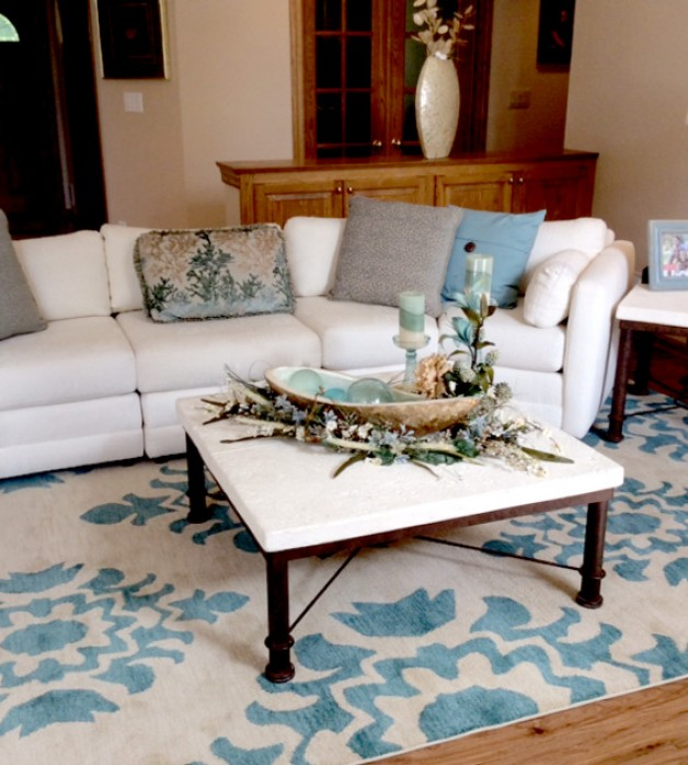 Selecting the Right Size Area Rug
